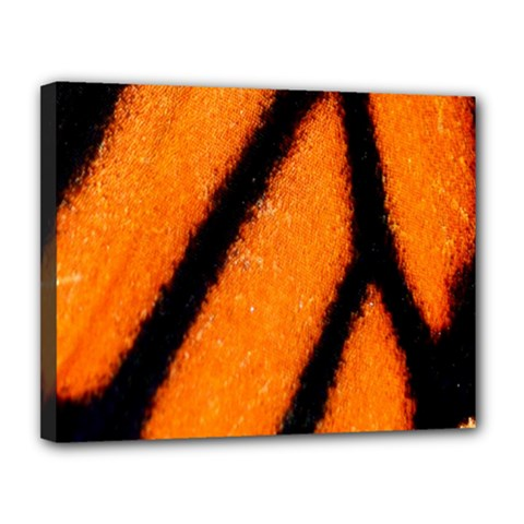 Butterfly Design 1 Canvas 14  X 11  by timelessartoncanvas