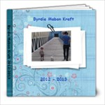 Byrdie 2012-2013 Book - 8x8 Photo Book (20 pages)