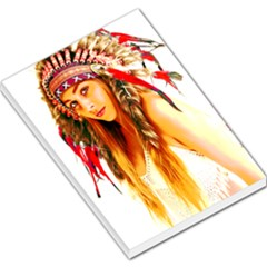 Indian 26 Large Memo Pads by indianwarrior