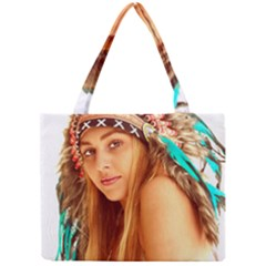 Indian 27 Mini Tote Bag by indianwarrior