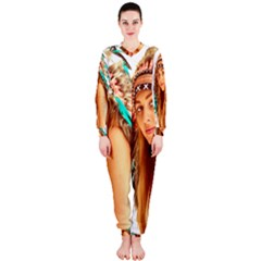Indian 27 Onepiece Jumpsuit (ladies)  by indianwarrior
