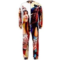 Indian 22 Onepiece Jumpsuit (men)  by indianwarrior