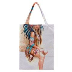 Indian 17 Classic Tote Bag