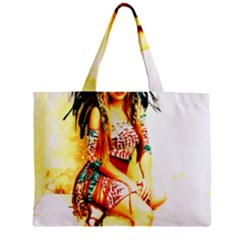 Indian 16 Zipper Mini Tote Bag by indianwarrior