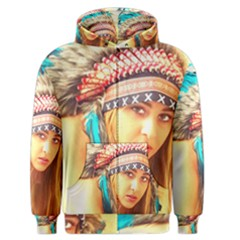 Indian 14 Men s Zipper Hoodie by indianwarrior