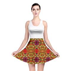 Duck Sky Reversible Skater Dress