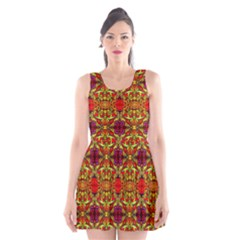 2016 23 3  00 29 47 Scoop Neck Skater Dress