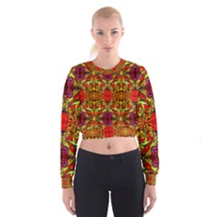 2016 23 3  00 29 47 Women s Cropped Sweatshirt