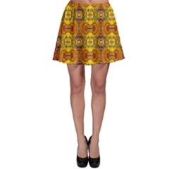 Roof555 Skater Skirt