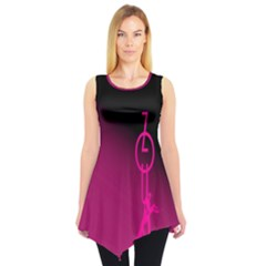 Zouk   Forget The Time Sleeveless Tunic