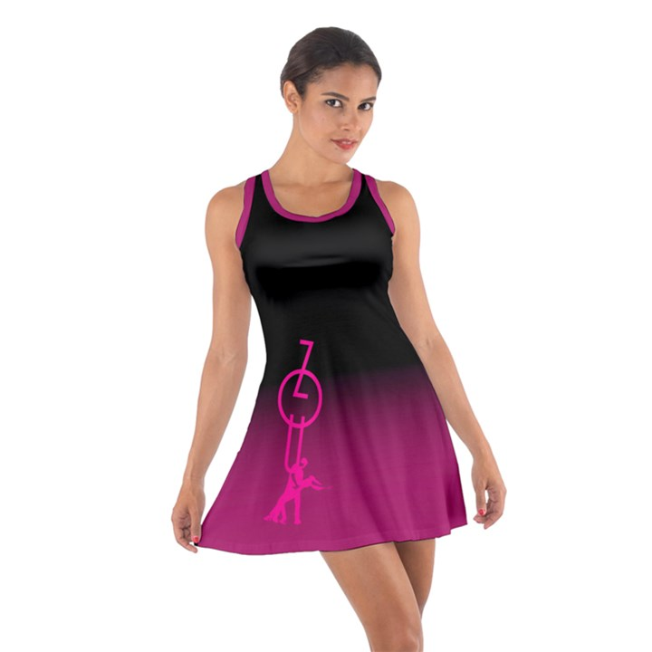 ZOUK - forget the time Cotton Racerback Dress