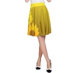 Sunflower A Line Skirt