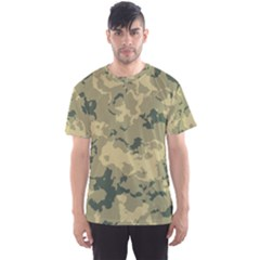 Greencamouflage Men s Sport Mesh Tees
