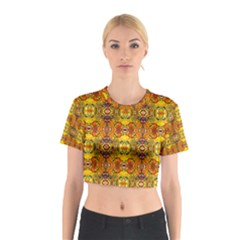 Roof Cotton Crop Top