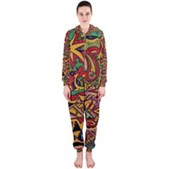 4400 Pix Hooded Jumpsuit (ladies)