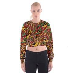 4400 Pix Women s Cropped Sweatshirt