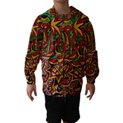 Bipolar Free Will Hooded Wind Breaker (kids)