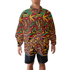 Bipolar Free Will Wind Breaker (kids)