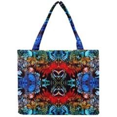 Colorful  Underwater Plants Pattern Mini Tote Bag