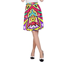Photoshop 200resolution A Line Skirt