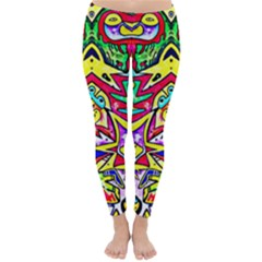 Photoshop 200resolution Winter Leggings