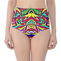 Photoshop 200resolution High Waist Bikini Bottoms