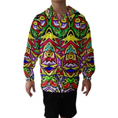 Photoshop 200resolution Hooded Wind Breaker (kids)