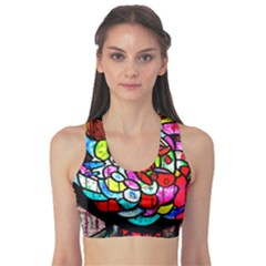 Bipolar Colour Me Up Sports Bra