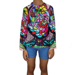 Bipolar Colour Me Up Kid s Long Sleeve Swimwear