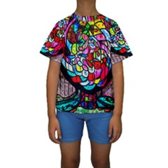Bipolar Colour Me Up Kid s Short Sleeve Swimwear
