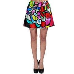 Bipolar Colour Me Up Skater Skirt