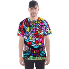 Bipolar Colour Me Up Men s Sport Mesh Tee