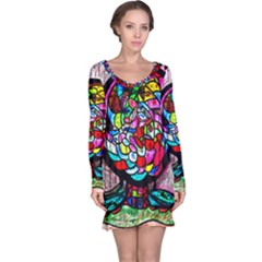 Bipolar Colour Me Up Long Sleeve Nightdress