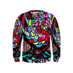 Bipolar Colour Me Up Kids  Sweatshirt