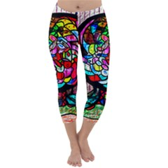 Bipolar Colour Me Up Capri Winter Leggings