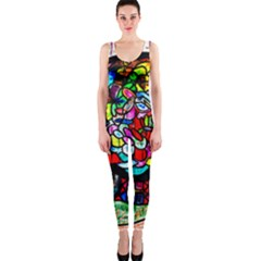 Bipolar Colour Me Up Onepiece Catsuit