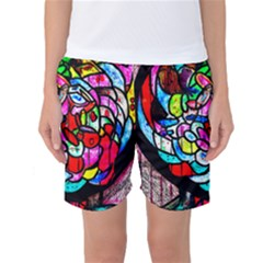 Bipolar Colour Me Up Women s Basketball Shorts