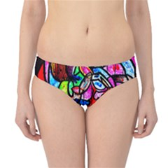 Bipolar Colour Me Up Hipster Bikini Bottoms
