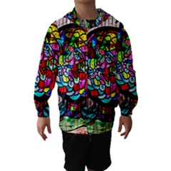 Bipolar Colour Me Up Hooded Wind Breaker (kids)