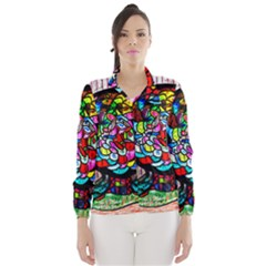 Bipolar Colour Me Up Wind Breaker (women)