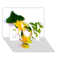 Margaritas Bighop Design Boy 3d Greeting Card (7x5)