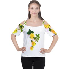 Margaritas Bighop Design Women s Cutout Shoulder Tee by bighop