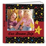 Magic Mouse 8x8 Deluxe Photo Book - 8x8 Deluxe Photo Book (20 pages)