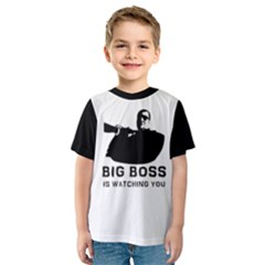 Bigboss Kid s Sport Mesh Tees by RespawnLARPer