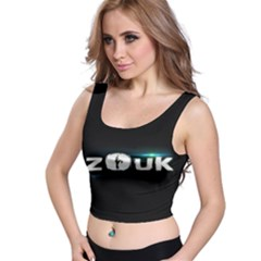 Zouk Dance Crop Top by LetsDanceHaveFun