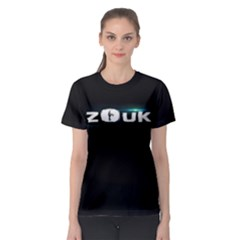 Zouk Dance Women s Sport Mesh Tee by LetsDanceHaveFun