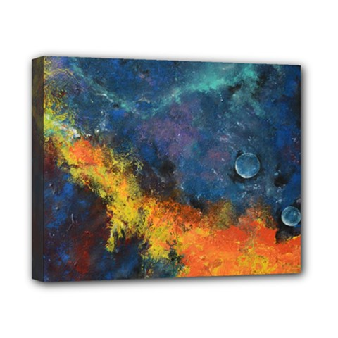 Space Balls Canvas 10  X 8  by timelessartoncanvas