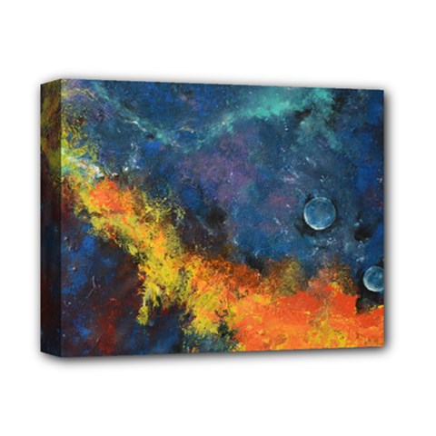 Space Balls Deluxe Canvas 14  X 11  by timelessartoncanvas