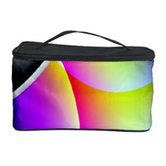 Psychedelic Design Cosmetic Storage Cases by timelessartoncanvas