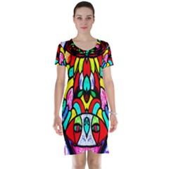 Second Best  Short Sleeve Nightdress